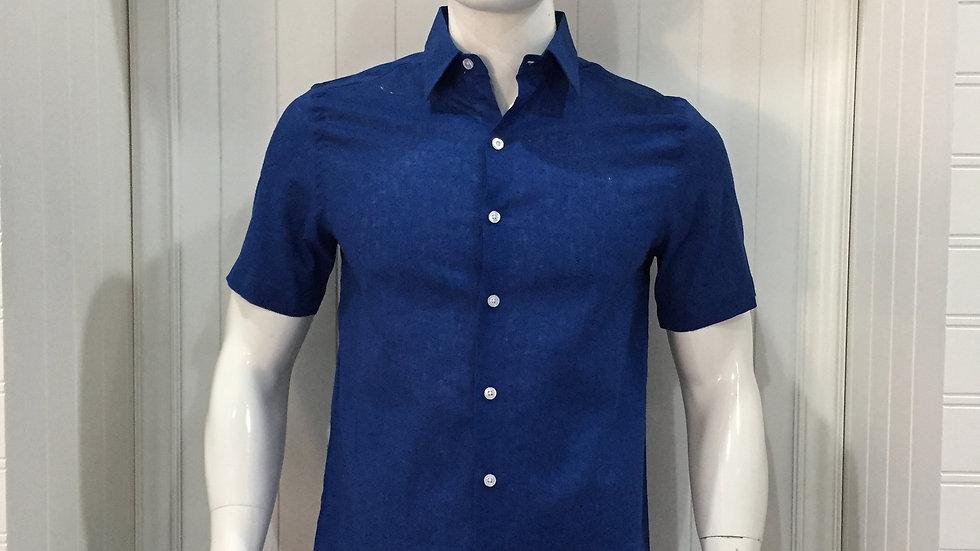 Camisa Soul & Blues 55% algodón 45% poliester