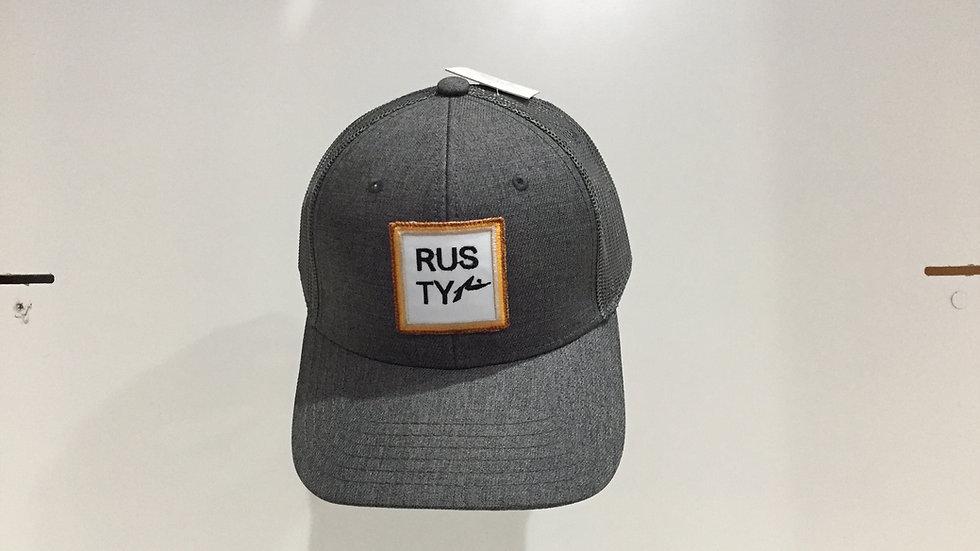Gorra Rusty 95% Poliester, 5% Rayón