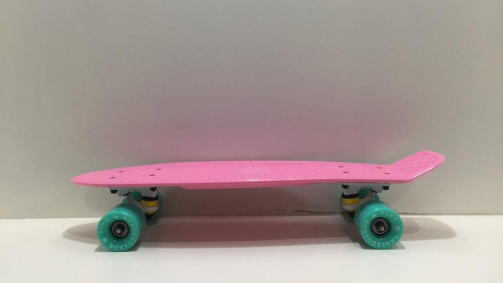 Skateboard Fish
