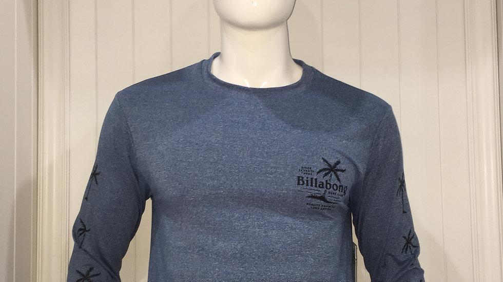 Licra Billabong Surf Club LF RYH LS UVA/UVB Protection,