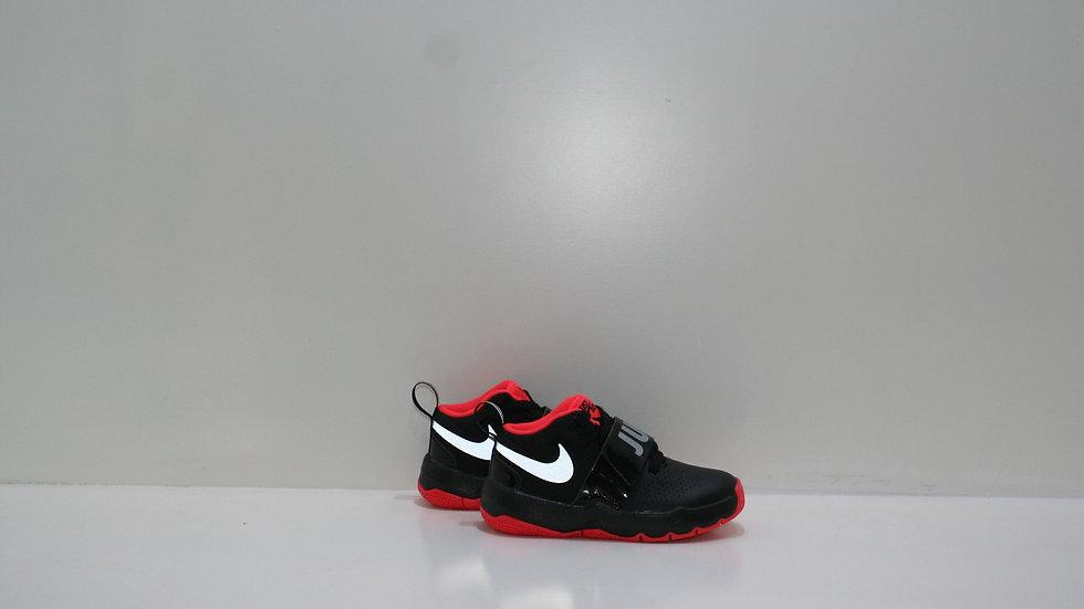Nike JR Prescolar Team Justle Black
