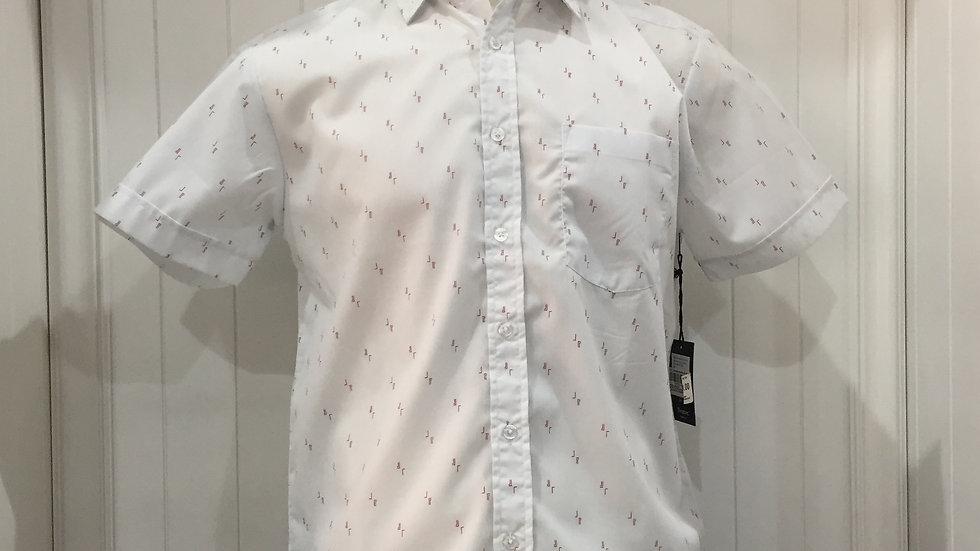 Camisa Billabong BelmontStretch100% algodón.