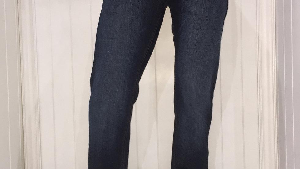 Pantalon Furor Phanter, Cintura media, Pierna recta, Corte Bota.