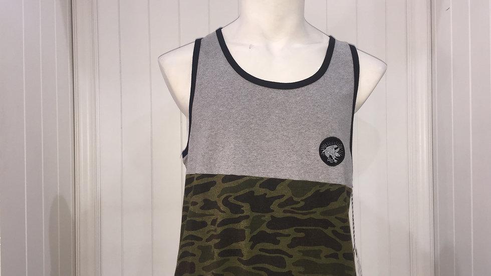 Camiseta Billabong Warwick Tank, Grey Heather