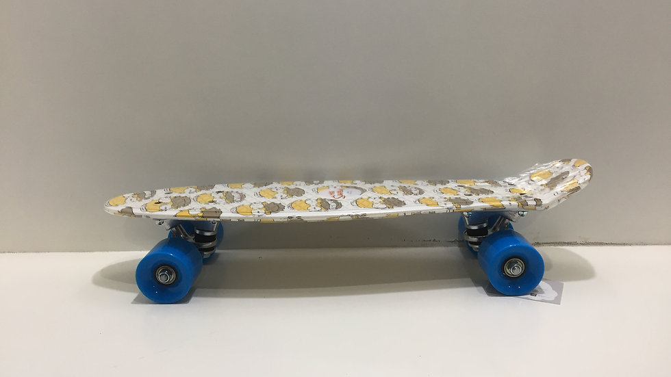 Skateboards The Simpsons