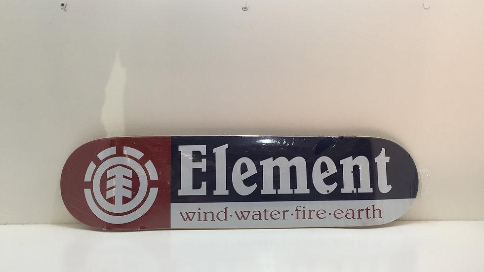 Tabla Element Shape# 9 7.75x 31.25