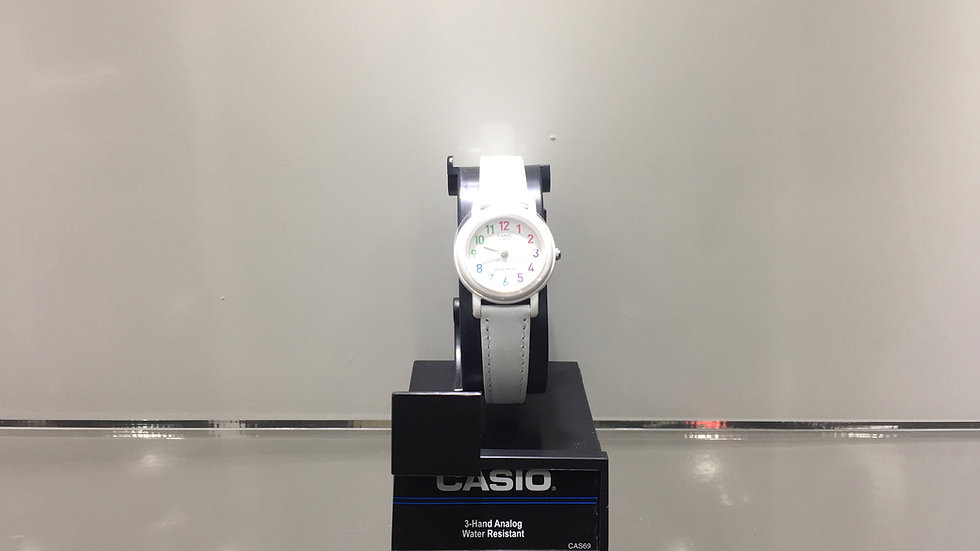 Casio 3-Hand Analog Water Resistant.