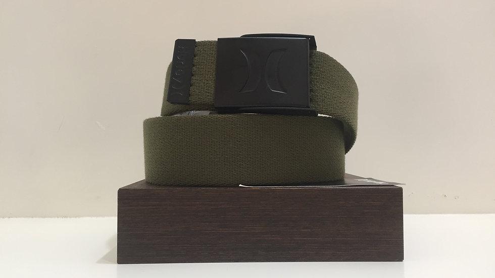 Cinturón Hurley Web Belt 100% Poliester