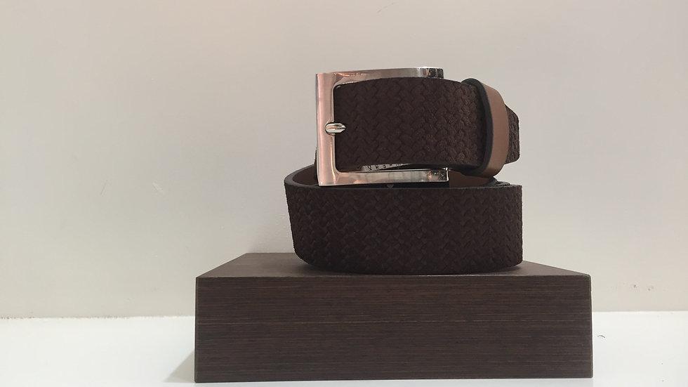 Cinturón Corda de piel