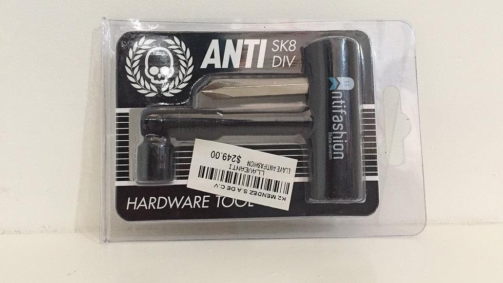 Hardware Tool Antifashion