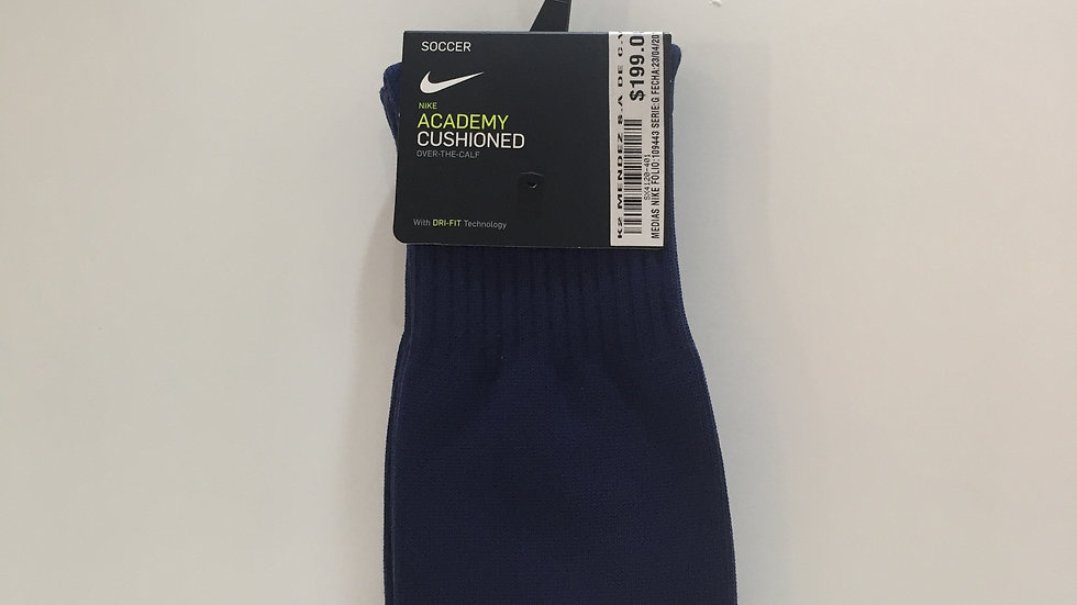 Calsetas Nike Soccer Academy Cushioned Over- The-Calf