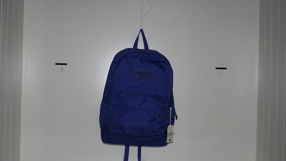 Mochila Jansport Mono Superbreack Violet Purple25 Litros