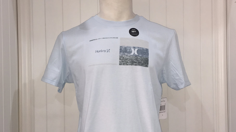 Playera Hurley BREAKING POINT,