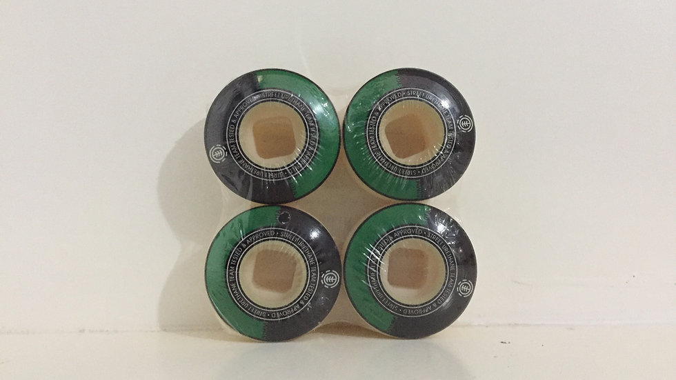 Ruedas Element Street Urethane Team Tested & Aproved 51mm