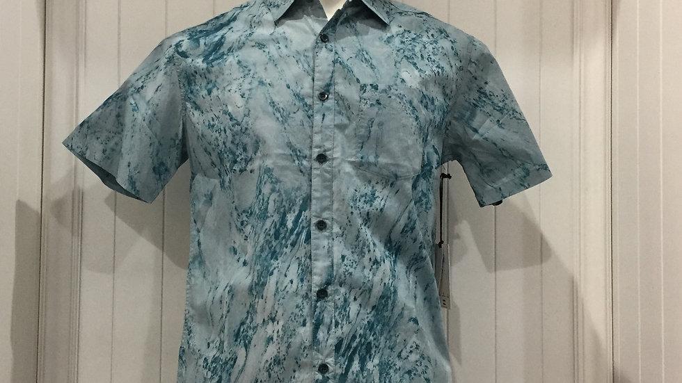 Camisa Billabong Tailored FitStretch, 100% algodón.