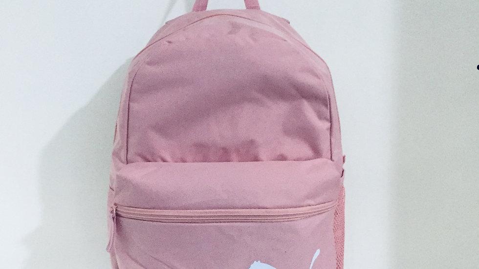 Mochila Puma Escolar 22L. con bolsa lateral para bote de agua
