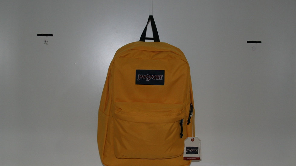 Mochila Jansport Super Breack Spectra Yellow