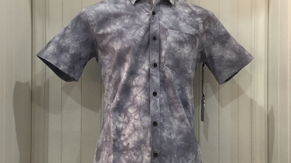 Camisa Billabong NewStretch100% algodón.