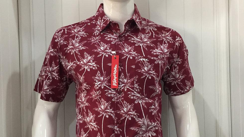Camisa Wave Motion 100% algodón