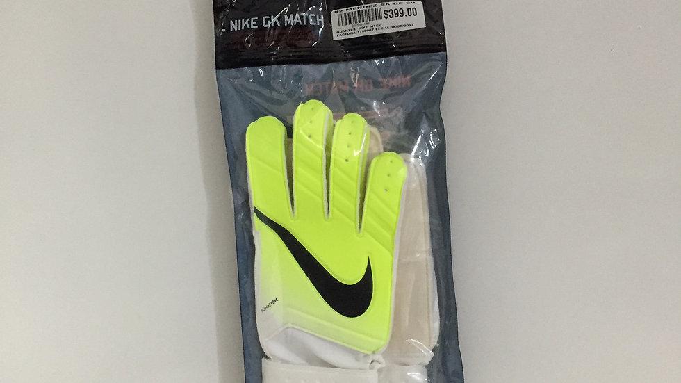 Guantes de portero Nike GK Match