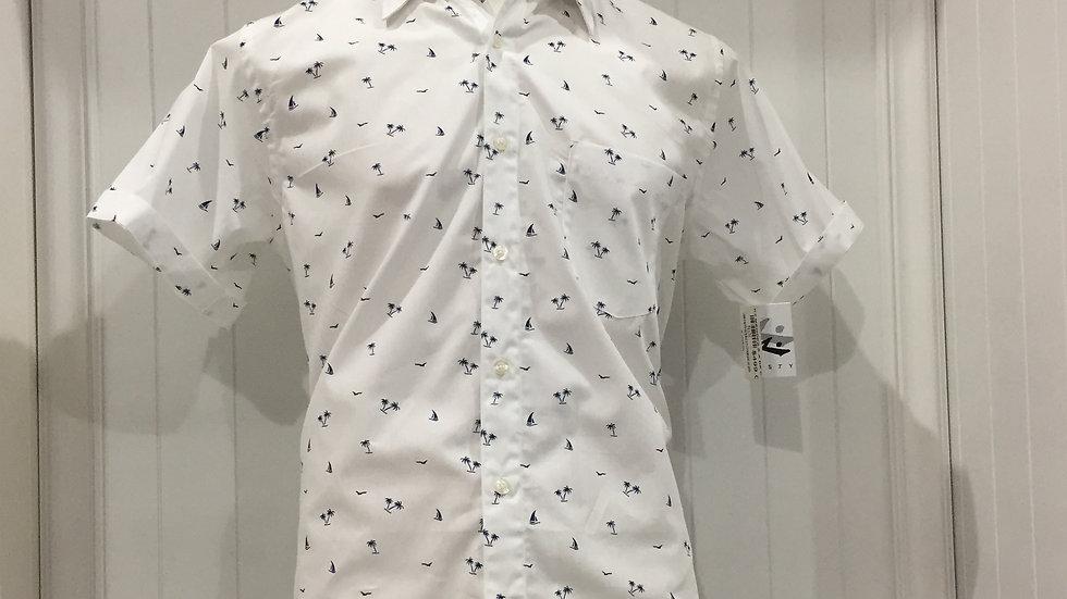 Camisa Rusty 100% algodón.