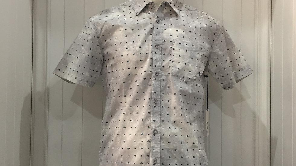 Camisa Billabong RevivalStretch100% algodón.