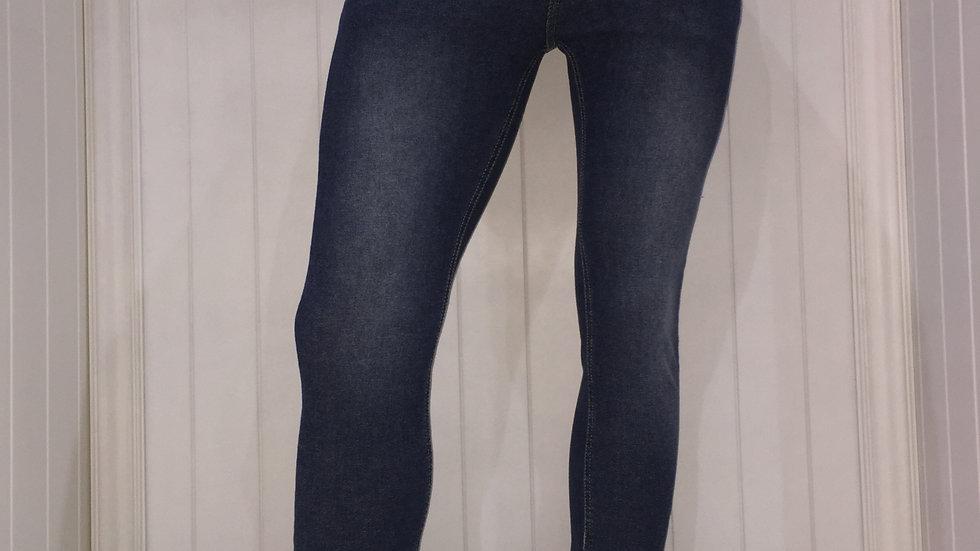 Pantalón Furor Rolling Super Skinny Stretch, Cintura baja, Corte Justo