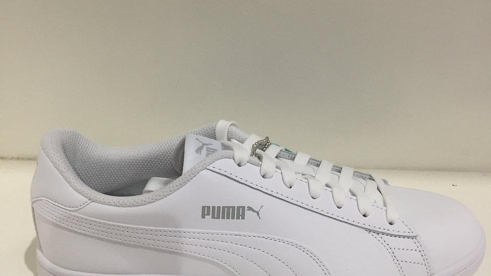 TENIS PUMA CAB. LOW BOOT  WHITE