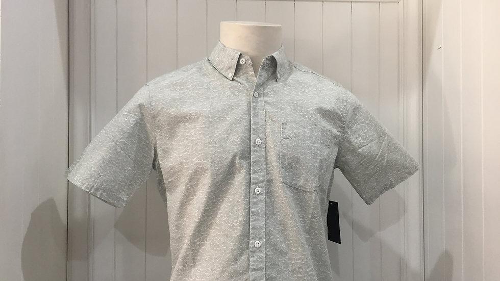 Camisa Hurley Sleepy Hollow SS 100% Algodón.