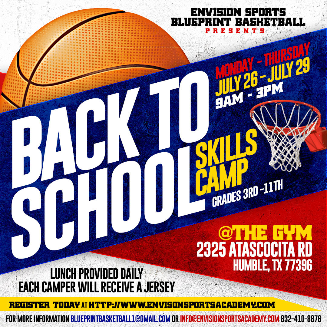 Blueprint Basketball & Envision Sports