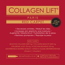 COLLAGEN LIFT RED CARPET
