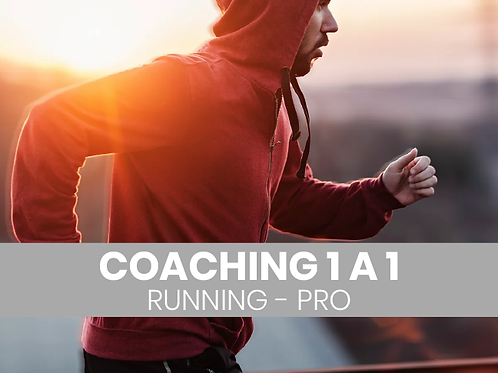 Coaching 1a1 RUNNING / TRAIL RUN