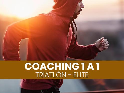 Coaching 1a1 TRIATLÓN ELITE
