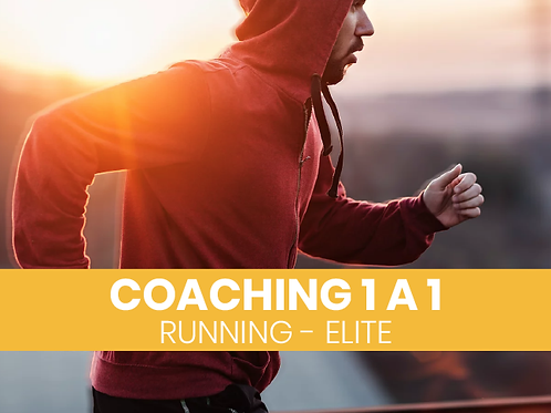 Coaching 1a1 RUNNING ELITE
