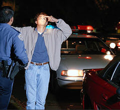 Driving while intoxicated investigation
