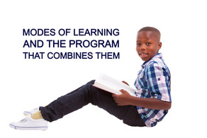 Modes of Learning & How they Can be Combined in One Program