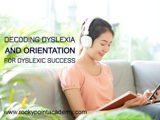 Decoding Dyslexia - Book Preview