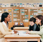 We understand that it is imperative the person(s) providing the support is instructed and confident with continuing to support progress at home and in every day life. Rocky Point is dedicated to training parent(s)/support person(s) with the most effective methods available. Those supporting participants will learn how to deal with behavioral challenges, support motivation, and encourage self-regulation tools. The frequency and format of ongoing support is individualized for each family. When questions arise after a program/workshop your facilitator may utilize a variety of strategies such as: modelling in clay, video clips, goal setting, discussion and/or reviews. In addition, there is access to ongoing discussion groups with other parents after the workshops.