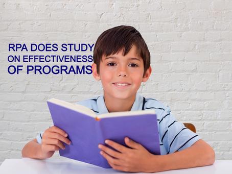 Davis Program Average Reading Gains