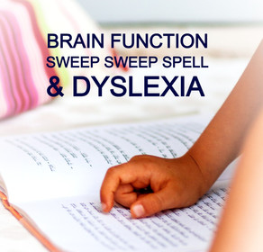 Brain Function, Spell Reading, and Sweep-Sweep-Spell