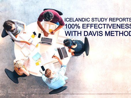 Icelandic survey shows 100% satisfaction with the Davis Program