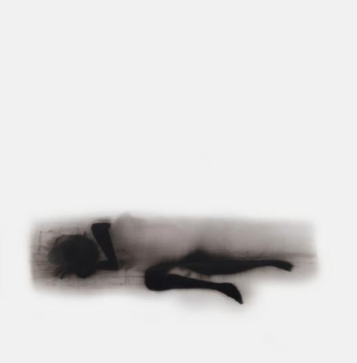 Lápiz sobre papel mylar, 28 x 28 cm, 2016.