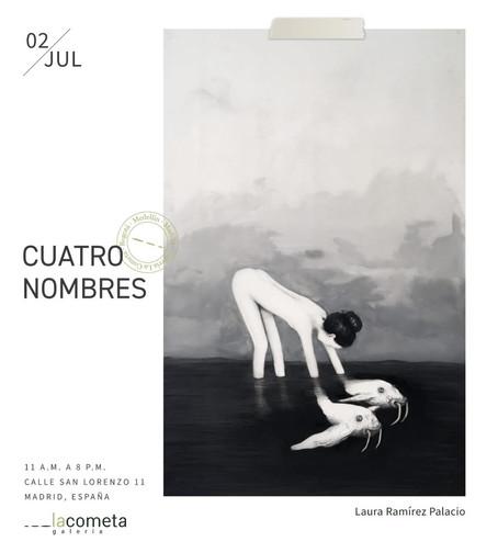 Exposición [CUATRO NOMBRES]