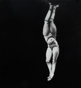 Lápiz sobre papel, 29 x 27 cm, 2011.