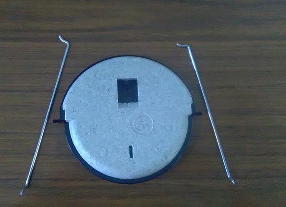 SV12454 Round Damper Assembly