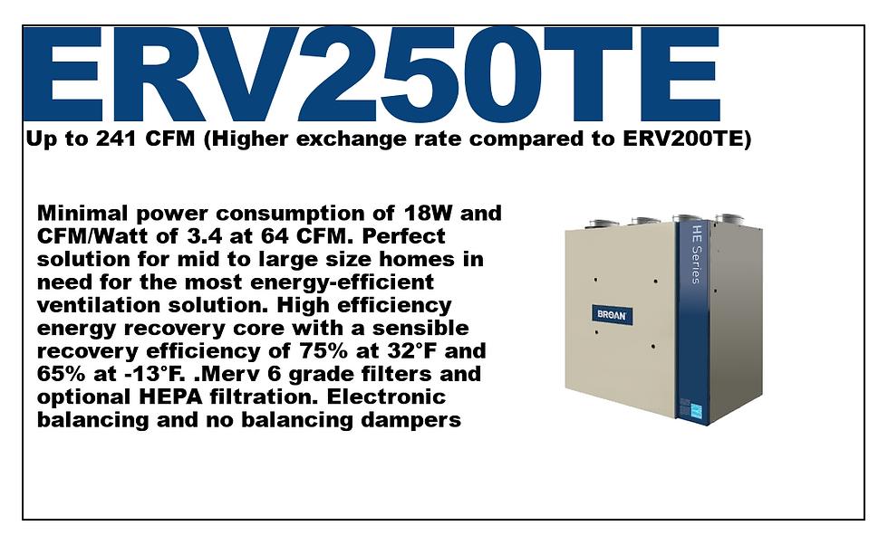 Broan | Fresh Air Ventilation Systems LLC | Air Exchange