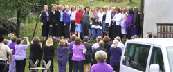 Singing-with-neighbors