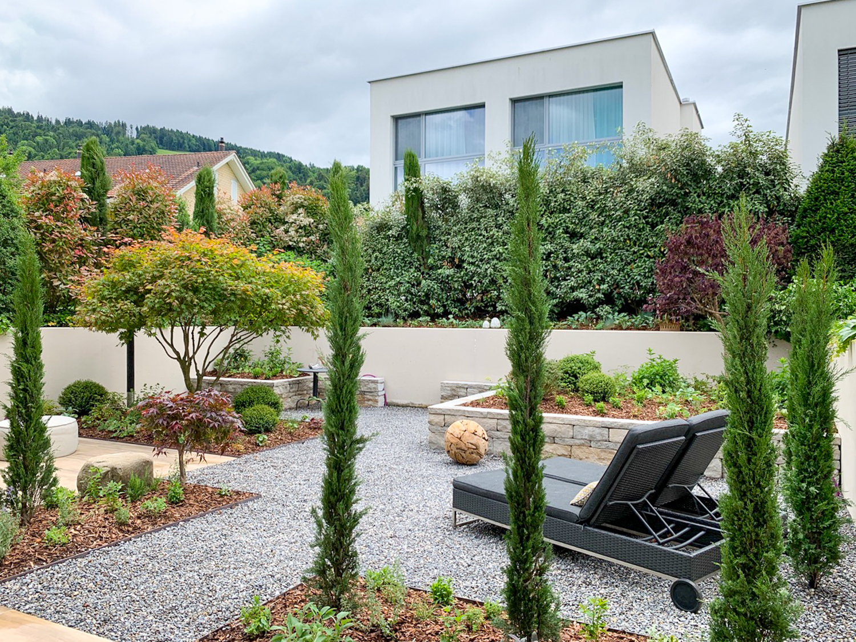 Garden Modifications Meggen Buchrain