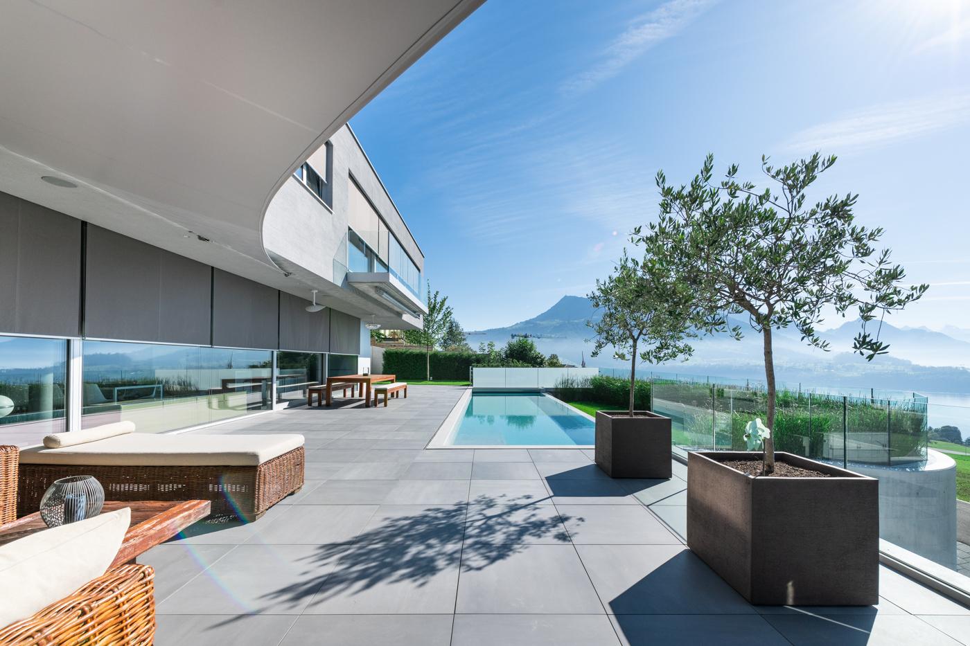 Landscape Designer Meggen Lucerne