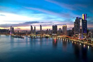 Beautiful view of Panama City - Cinta Co